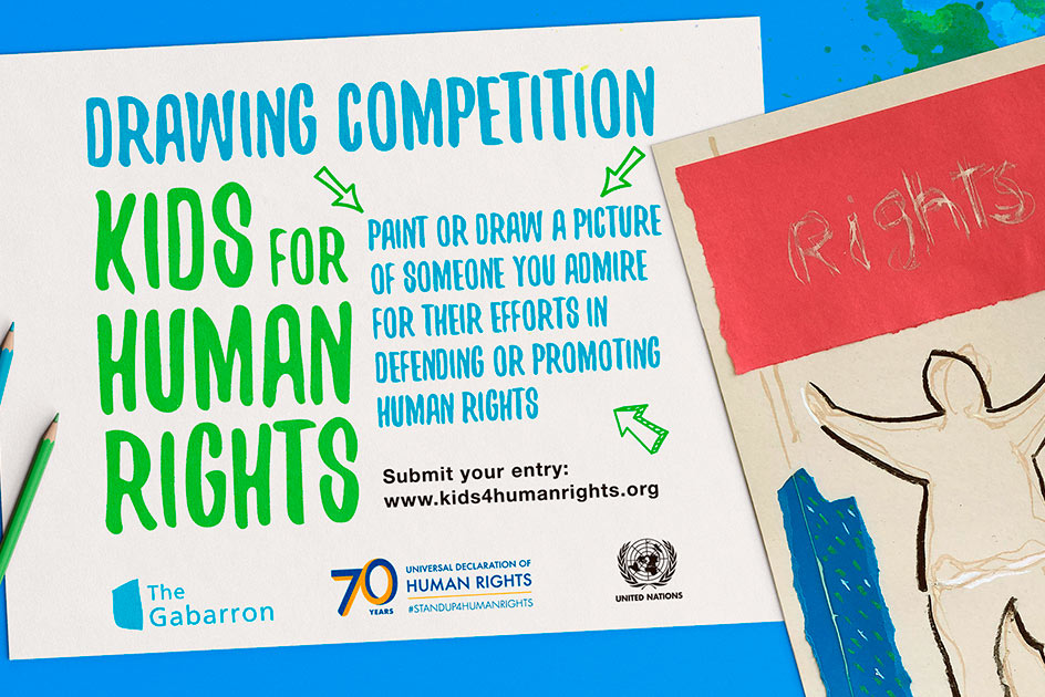 Kids for Human Rights Drawing Competition